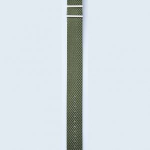 Herringbone Twill strap - Olive Drab
