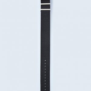 Herringbone Twill strap - Artillery Black
